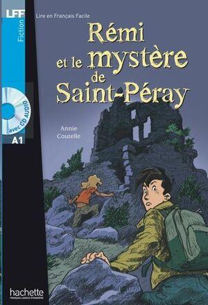 Remi et le mystère de Saint-Peray + CD audio - A1