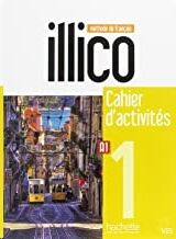 Illico 1 - Ejercicios + CD Audio