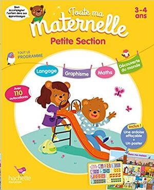 Toute Ma Maternelle- Petite section 3-4 ans