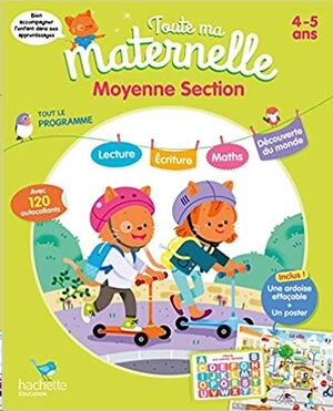 Toute Ma Maternelle- Moyenne section 4-5 ans