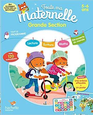 Toute Ma Maternelle- Grande section 5-6 ans