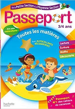 Passeport - De la Petite à la Moyenne section