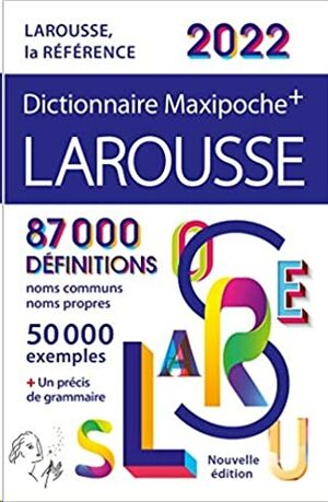 Larousse Maxipoche plus 2022