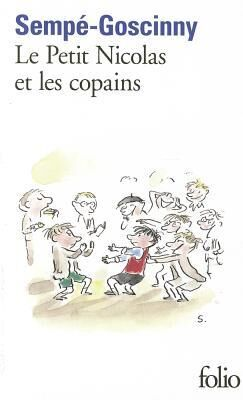 Le petit Nicolas et les copains (2) Folio