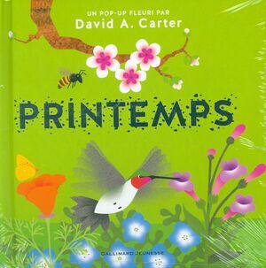 Printemps (3-6 años) - Pop-up