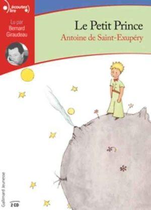 Le Petit Prince(/Audiolibro (+6 años)