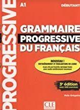 Grammaire progressive du français - Niv debutant+CD