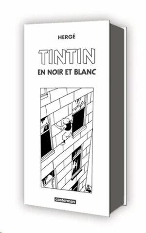 Les Aventures de Tintin - En Noir et Blanc