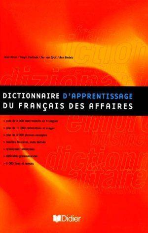 Dict. d'apprentissage du français des affaires