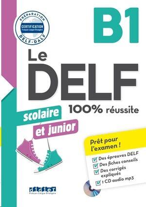 DELF B1  scolaire et Junior+CD
