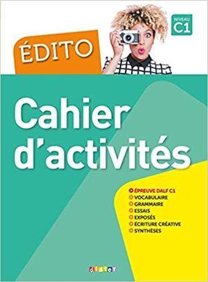 Edito C1 - Cahier d'activites
