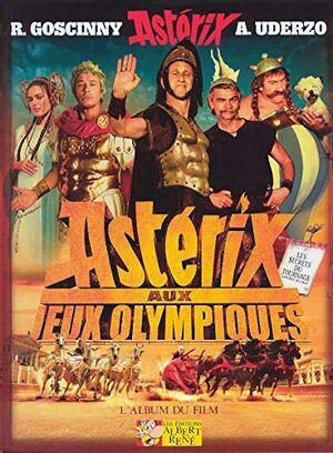 Astérix aux Jeux Olympiques (francés)