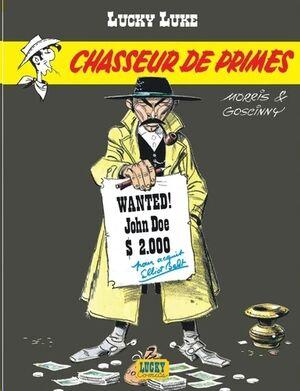 Lucky Luke 08/Chasseur de primes