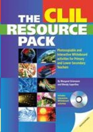 The CLIL Resource Pack (Libro + CD-ROM)