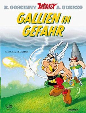 Asterix 33: Gallien in Gefahr (alemán)