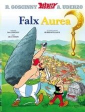 Asterix 02: Falx Aurea (latin)
