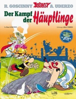 Asterix 04: Der Kampf der Häuptlinge (alemán) - Edición Aniversario