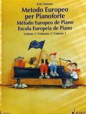 Metodo europeo per pianoforte 1