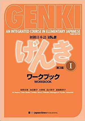 New Genki (workbook I+audio descargable) 3ed
