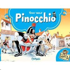 Pinocchio. Povesti clasice 3D (`POP UP)