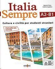 Italia Sempre (A2-B1) + CD AUDIO
