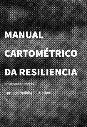 Manual cartómetrico da resiliencia