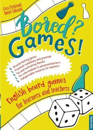 Bored? Games! B1-C1. English