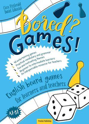 Bored? Games! Blue (A1-B1)