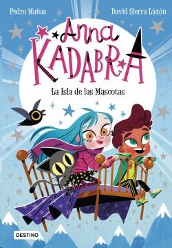 La isla de las mascotas - Anna Kadabra 5