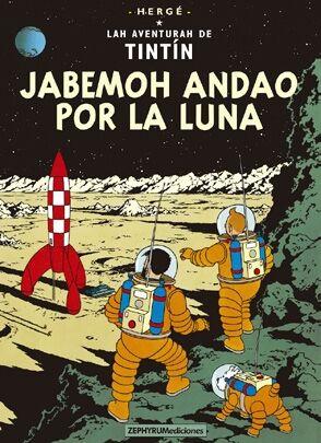 Jabemoh andao por la Luna