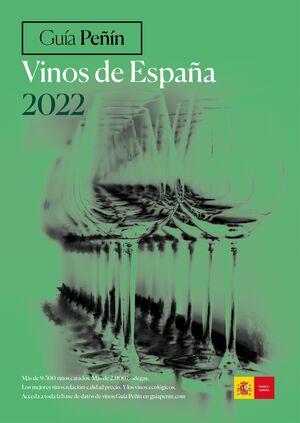 Guía Peñin Vinos de España 2022