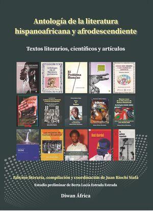 Antología de la literatura hispanoafricana y afrodescendiente