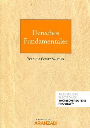 Derechos Fundamentales expres (Papel + e-book)