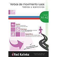 Verbos de movimiento: ejercicios y tablas. Niveles A1-A2