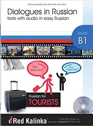 Dialogues in Russian for Tourists B1 + CD Audio