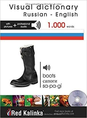 Visual Dictionary Russian-English