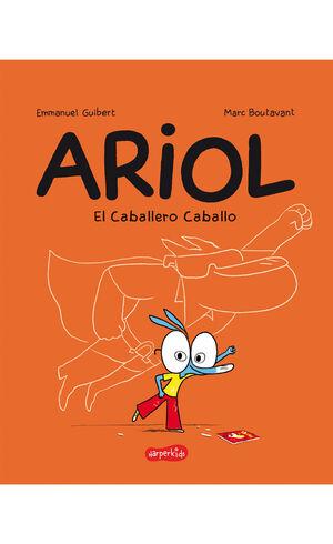 Ariol 02: El Caballero Caballo