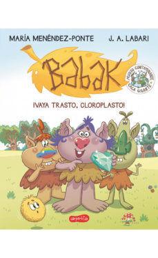 Babak - ¡Vaya trasto, cronoplasto!