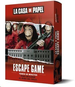 La casa de papel - Escape Game