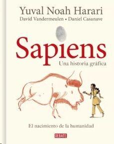 Sapiens. Una historia gráfica - Vol. 1