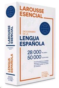 Diccionario Esencial Lengua Española, 4 ed.