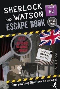 Sherlock & Watson. Escape book per repassar anglès