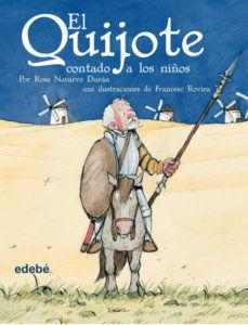 El Quijote contado a los niños (+8 años)
