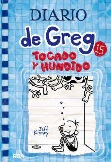 (15) Diario de Greg - Tocado y hundido