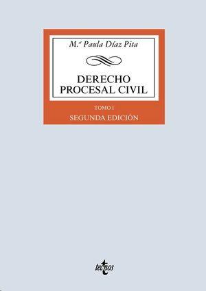 Derecho Procesal Civil - Tomo I