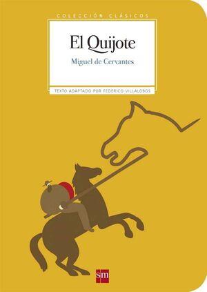 El Quijote. Texto adaptado (14-18 años)