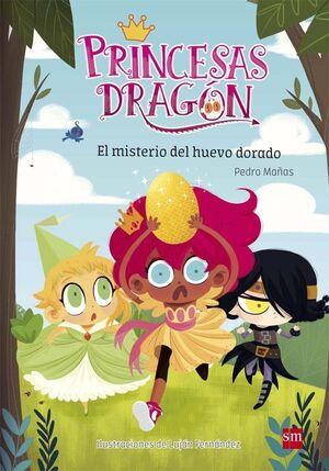 Princesa Dragon 1: El misterio del huevo dorado