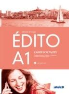 Edito A1 Exercises+CD ed. 2018