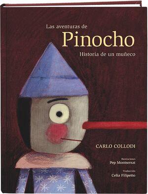 Las aventuras de Pinocho - Historia de un muñeco
