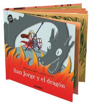 San Jorge y el dragon (0-3 años)